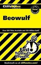 CliffsNotes Beowulf (Cliffsnotes Literature Guides) Baldwin, Stanley P Paperbac