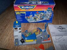 1980s Galoob MICRO MACHINES Playset - Car Wash City -