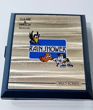NINTENDO GAME & WATCH RAIN SHOWER WIDE SCREEN  RARE HANDHELD LCD
