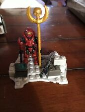 Megablocks Halo Edition Red Spartan