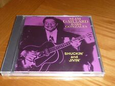 slim gillard - babs gonzales - shuckin and jivin - NEW