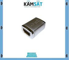 HDMI Female to HDMI Female Coupler Adapter Convertor in Gold Plated