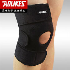 Adjustable Hinged Knee Brace Patella Compression Support Relief Gym Sports Sale