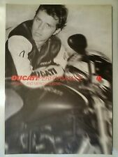 2004 Ducati Performance Apparel Merchandising Catalog Book Capirossi cover