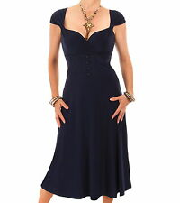 New Sweetheart Neckline Knee Length Dress
