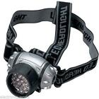 19 LED ULTRA BRIGHT HEAD TORCH LIGHT LAMP CAMPING HIKING FISHING LIGHTING CAR