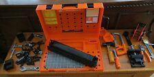 The Home Depot Carring Case Workbench / Toys R Us - Over 80 Pieces