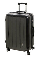 Trolley Boardcase 50 cm Koffer Trolly Handgepäck mit TSA London carbon schwarz