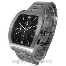 *NEW* MENS HUGO BOSS STEEL CHRONOGRAPH WATCH - 1512082 - RRP £299