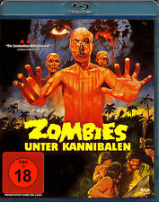 Zombie Holocaust - Blu-Ray Disc - German Language Only -