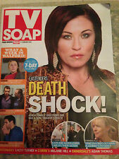 TV SOAP MAGAZINE 3 January 2016 Jessie Wallace Melanie Hill Adam Thomas