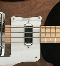 Zero Mod Thumb Rest Tug Bar for 2015 2016 Rickenbacker 4003 Bass - NOW in WHITE!