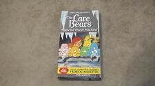 The Care Bears Battle Of The Freeze Machine VHS Video Vintage 1986 FHE
