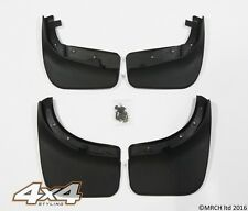 OUT OF STOCK For VW Volkswagen Touareg 2011+ Mud Guards Mud Flaps Set (4 pieces)