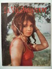 Magazine  La VIE PARISIENNE n° 153 de septembre 1963