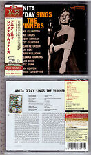 Anita O'Day , Sing The Winners [SHM-CD] [Super High Material CD]