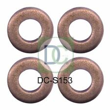 Peugeot 307 1.6 HDi Bosch Common Rail Diesel Injector Washers Seals Pack of 4