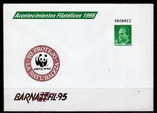ESPAÑA SOBRE ENT.POST.1995 27 BARNAFIL
