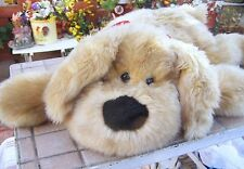 "22"" cute Dog Stuff Animal With long ears perfect to keep by fireplace or on bed."