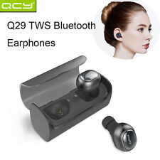 Mini Q29TWS Twins True Wireless Bluetooth Stereo Headset Headphone Inear Earbuds