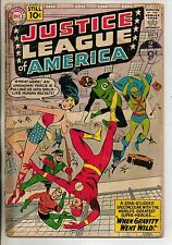 DC Comics Justice League Of America #5 July 1961 1st Doctor Destiny G