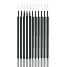 LashArt Long Tipped Applicator Micro Fiber Brushes Swabs For Eyelash Extension