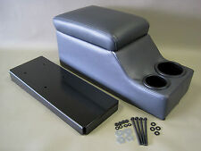 2006-2016 Impala 9C1 Police Deluxe Black Center Console with Mounting Kit