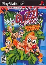 Buzz Junior: Jungle Party (Sony PlayStation 2, 2007)Rated E10+ for Everything10+