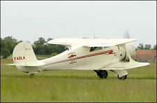 1/7 Scale Beechcraft Staggerwing D-17 Plans,Templates, Instructions