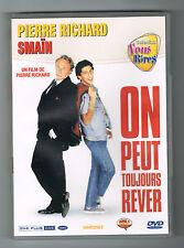 ON PEUT TOUJOURS RÉVÊR - PIERRE RICHARD & SMAÏN - DVD COMME NEUF