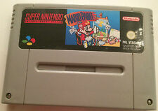 Super Nintendo snes-mario paint