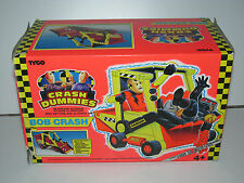 INCREDIBLE CRASH DUMMIES 1993 DIRT DIGGER 100% COMPLETE MIB TYCO
