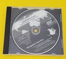 20940248 2007-2011 GM Navigation DVD/Disk Version 6.0c Cadillac Chevrolet GMC