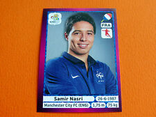 476 SAMIR NASRI MANCHESTER CITY  FRANCE  FOOTBALL PANINI UEFA EURO 2012