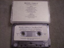 RARE ADV PROMO Michel Camilo CASSETTE TAPE jazz One More Once FRENCH TOAST 1994