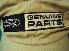 Genuine FORD Parts Trucker Baseball Ball Type Adjustable Buckle Back Cap Hat
