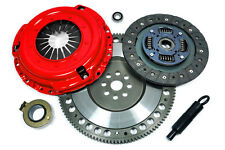 KUPP STAGE 2 STG CLUTCH KIT+10LBS CHROMOLY FLYWHEEL for 1997-2001 HONDA CR-V B20