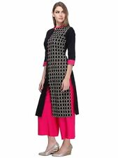 Indian Bollywood Kurta Kurti Designer Women Ethnic Dress TopTunic Pakistani