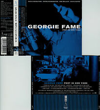 GEORGIE FAME  poet in New York  / EPCP-1014 , JAPAN 2008