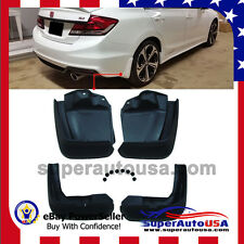 OE Style Mud Flaps Splash Guard Fender Mudguard for Honda Civic 2012-2015 US
