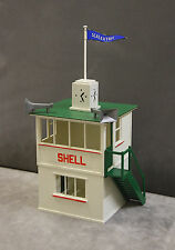 Vintage Tri-ang SCALEXTRIC A208 Control Tower Building 1:32 Scale Scenery