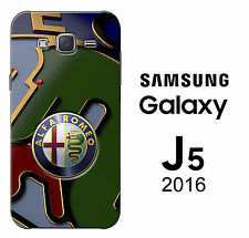COVER 3D ALFA ROMEO for SAMSUNG GALAXY J5 2016 CASE 154