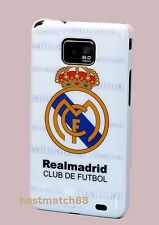 for samsung galaxy S2 S II i9100 and i777 case real madrid football soccer club