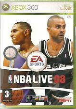 NBA Live 08 sur Xbox 360 (NEUF EMBALLE)