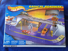 2002 Hot Wheels Radical Roadway Track 1:64