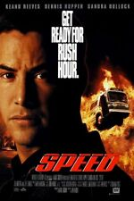 Speed Movie Poster #01 11x17 Mini Poster (28cm x43cm)
