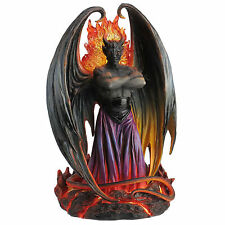"12.75"" Lucifer By La Williams Statue Collectible Figurine Gothic Sculpture"