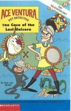 Ace Ventura Chapter Book: The Case of the Lost Unicorn No. 3 by Jesse Leon...