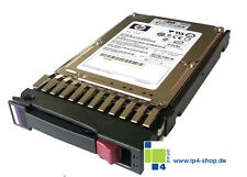 "HP 146GB 2.5"" 6G DP SAS 10K RPM SFF Hard Drive HDD 507125-B21 507283-001"