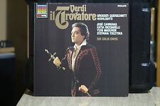 VERDI IL TROVATORE HIGHLIGHTS LP